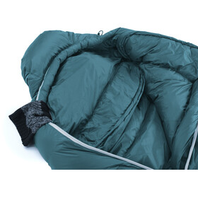 Grüezi-Bag Biopod DownWool Subzero 185 Sleeping Bag Men Pine Green